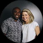 Pastor Adam & Lauren Kevu
